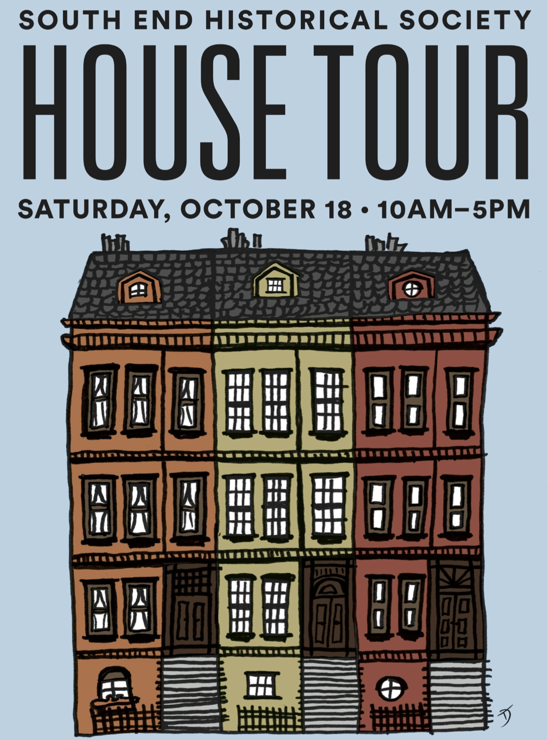 South End Historical Society House Tour