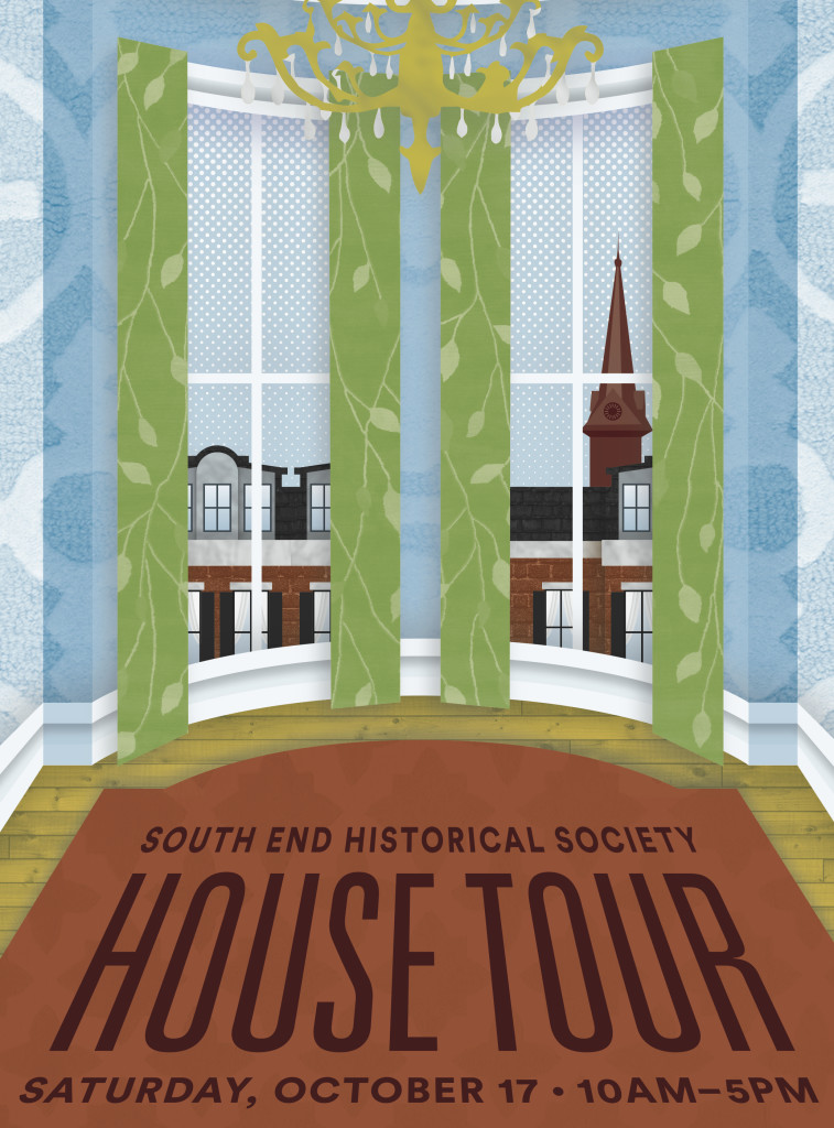 South End House Tour 2015